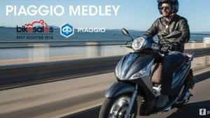 Piaggio Medley 150