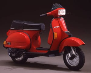 1985 Vespa PX T5