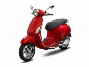 Vespa Primavera 150 Dragon Red