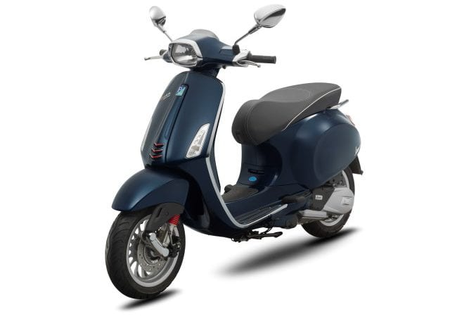 Vespa Sprint 150 ABS Dark Blue