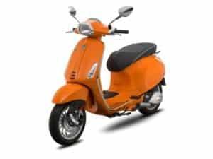 Vespa Sprint 150 ABS Arancio Taormina