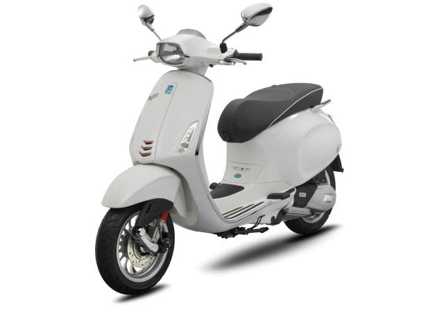 Vespa Sprint 150 ABS White