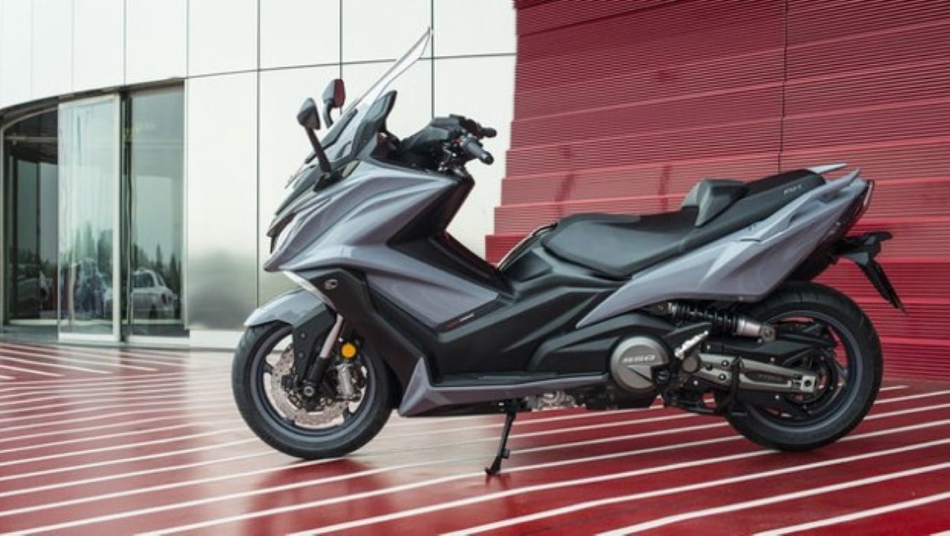 Kymco Ak550 Ace Scooters Amp Motorcycles