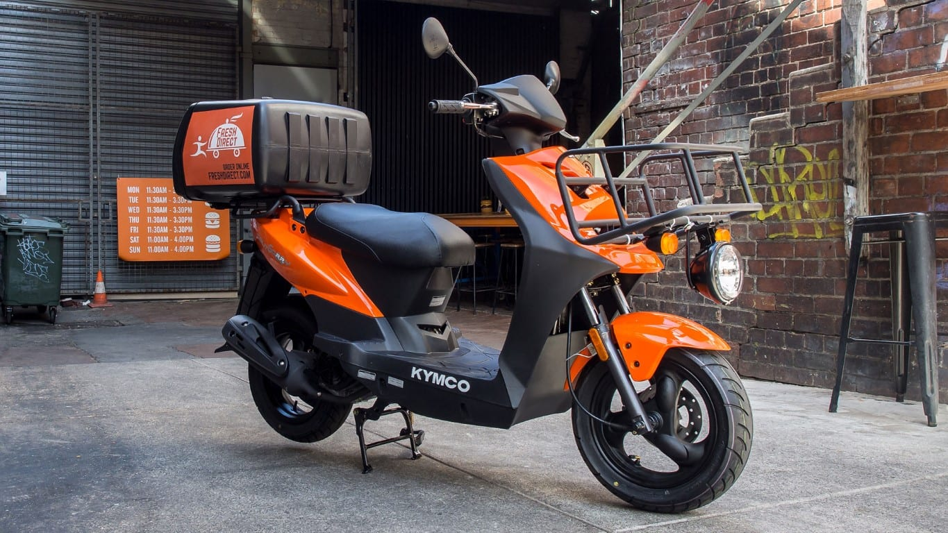 kymco agility carry 125 ace scooters. Black Bedroom Furniture Sets. Home Design Ideas