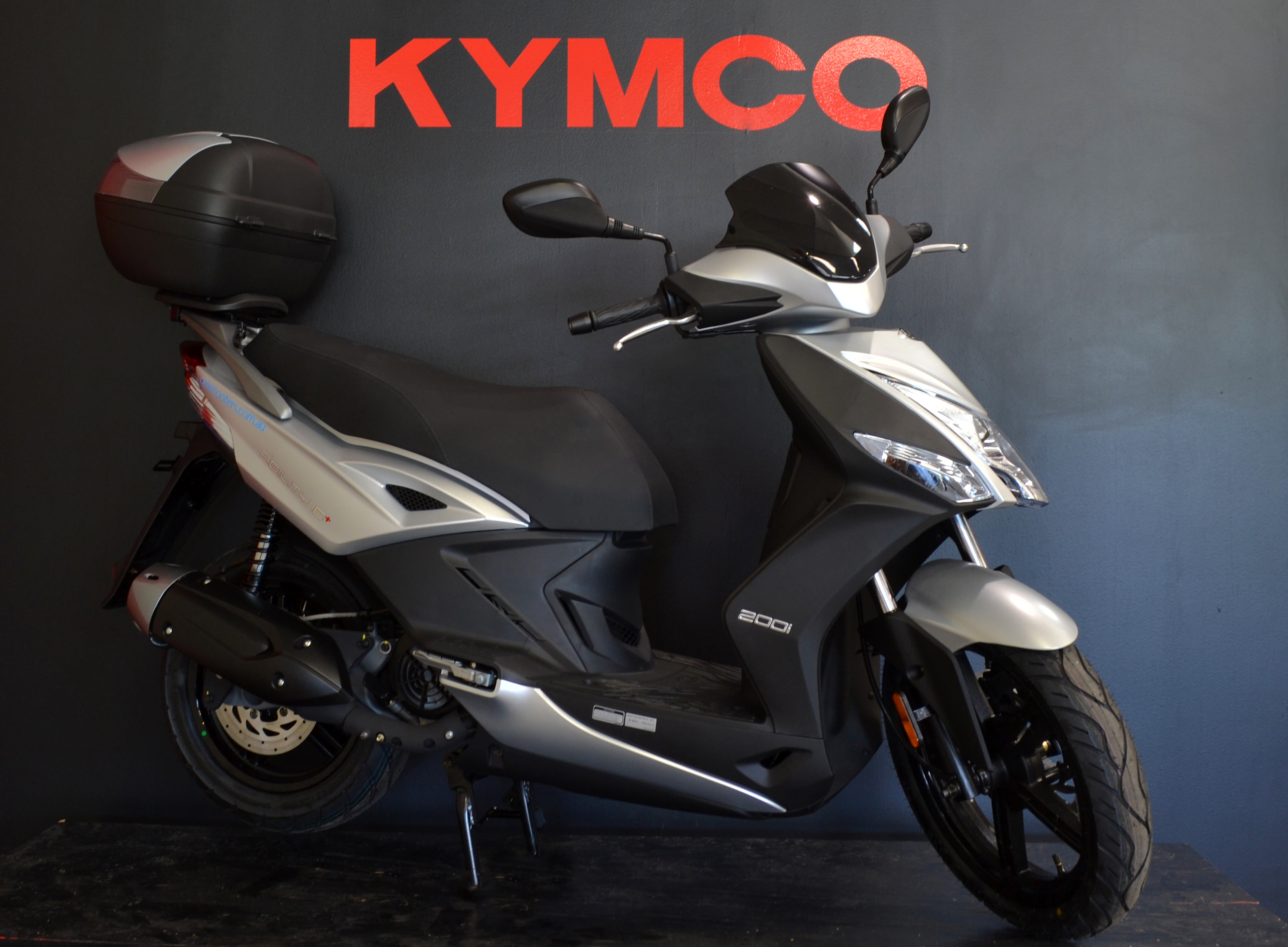 kymco agility 16 200 ace scooters motorcycles. Black Bedroom Furniture Sets. Home Design Ideas