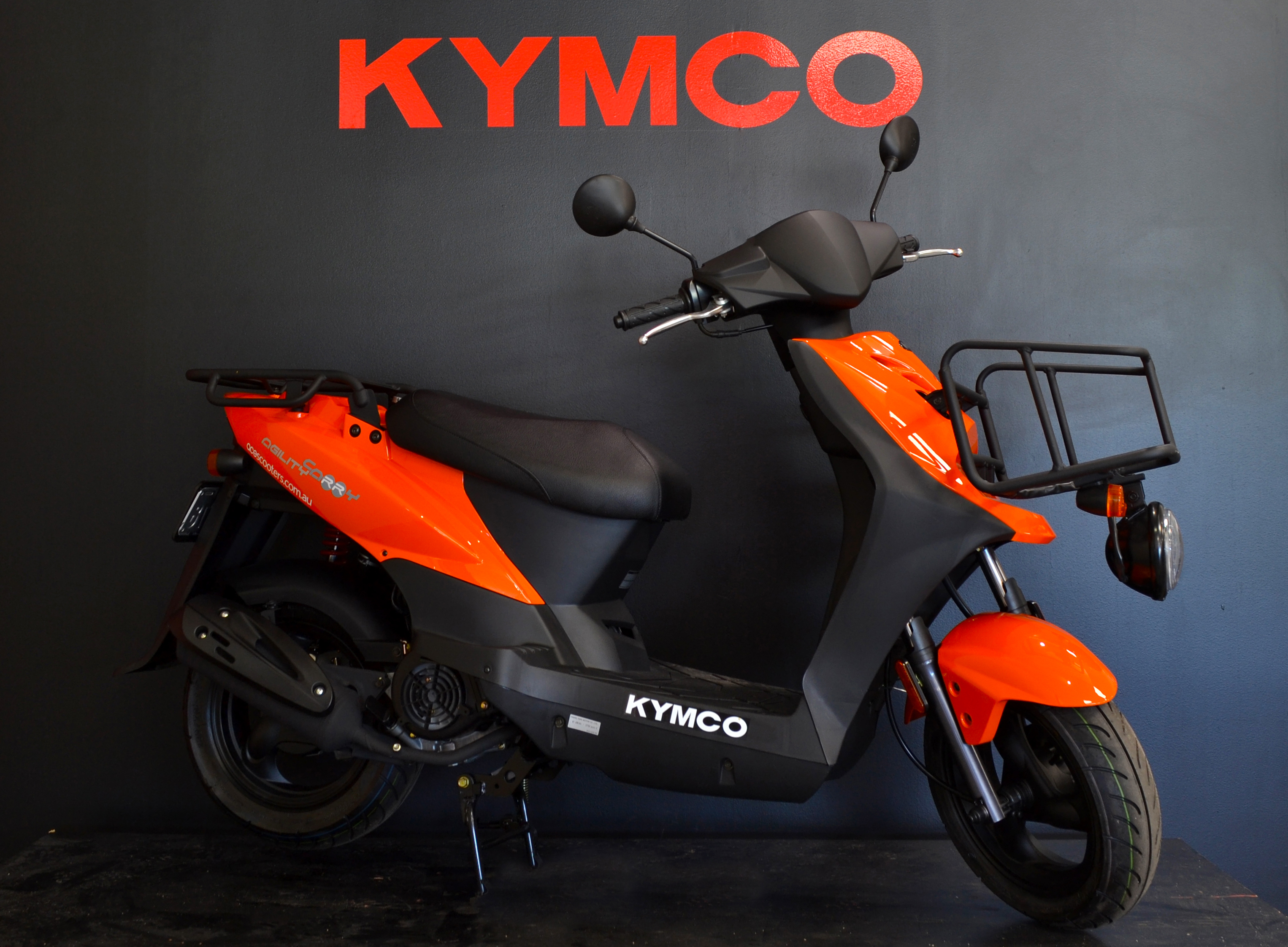 kymco agility carry 125 ace scooters motorcycles. Black Bedroom Furniture Sets. Home Design Ideas