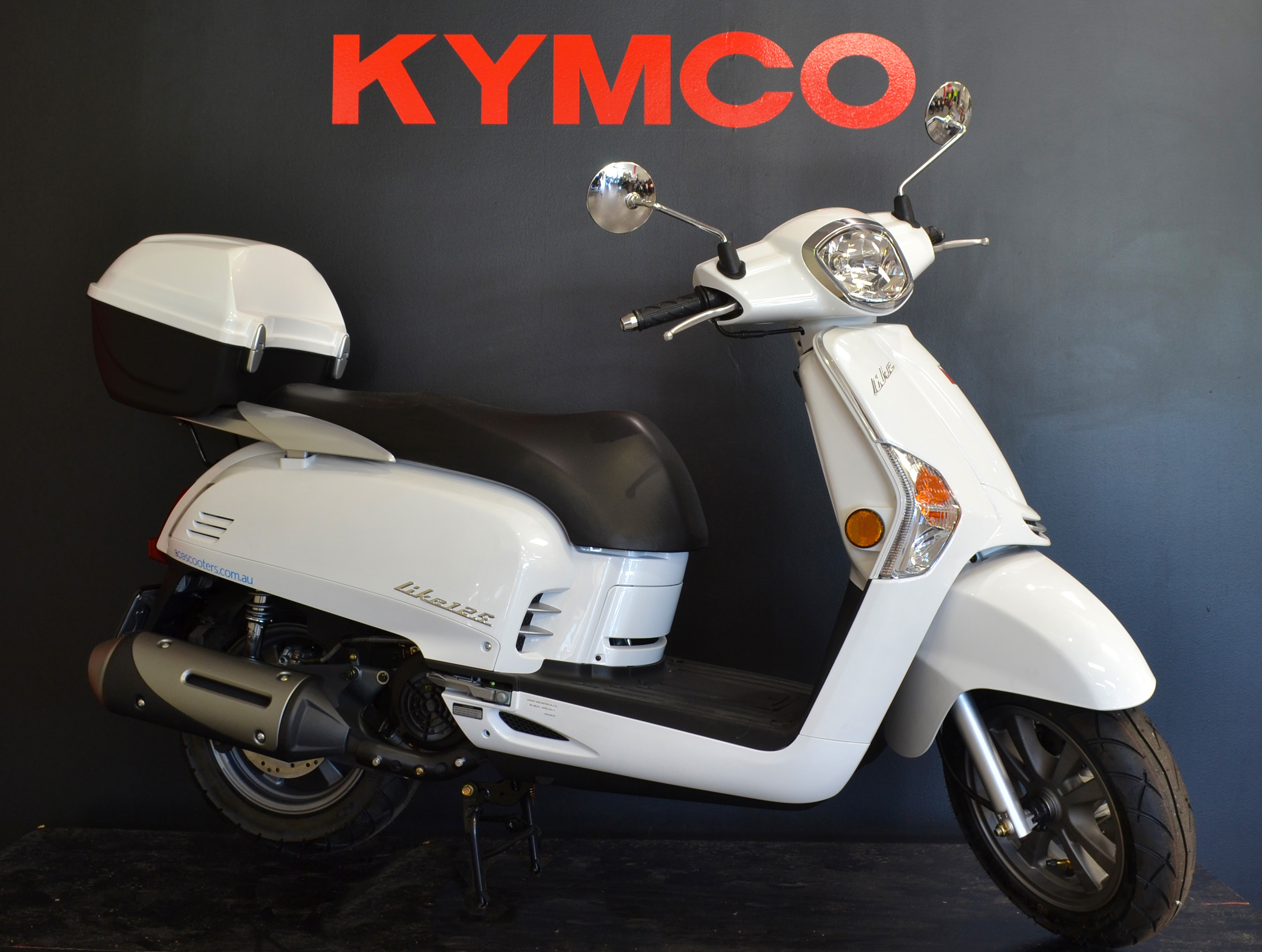 kymco like 125 ace scooters motorcycles. Black Bedroom Furniture Sets. Home Design Ideas