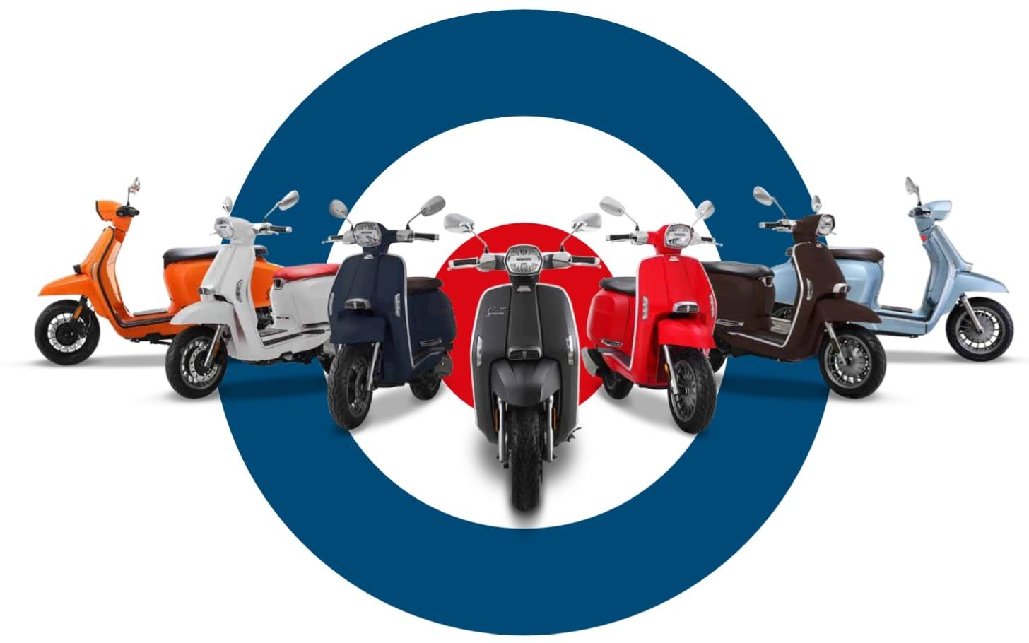New Lambretta FAQ | Ace Scooters & Motorcycles